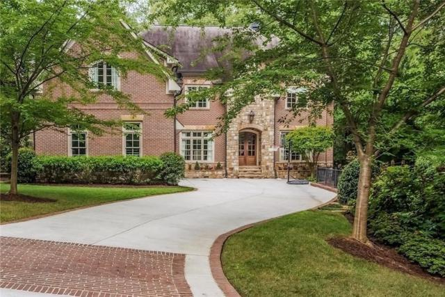 4550 Bryn Mawr Circle NW, Atlanta, GA 30327 (MLS #6556385) :: Dillard and Company Realty Group