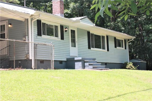 172 Camp Sunrise NW, Cartersville, GA 30121 (MLS #6556389) :: RE/MAX Paramount Properties