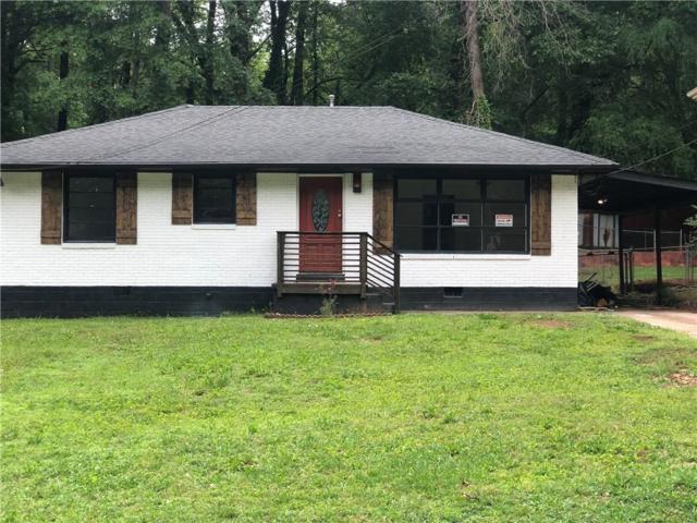 2293 Polar Rock Terrace SW, Atlanta, GA 30315 (MLS #6556396) :: RE/MAX Paramount Properties
