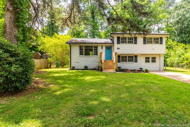 1451 Foxhall Lane SE, Atlanta, GA 30316 (MLS #6556492) :: RE/MAX Paramount Properties