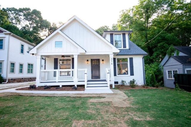 314 Ashburton Avenue SE, Atlanta, GA 30317 (MLS #6556510) :: Iconic Living Real Estate Professionals