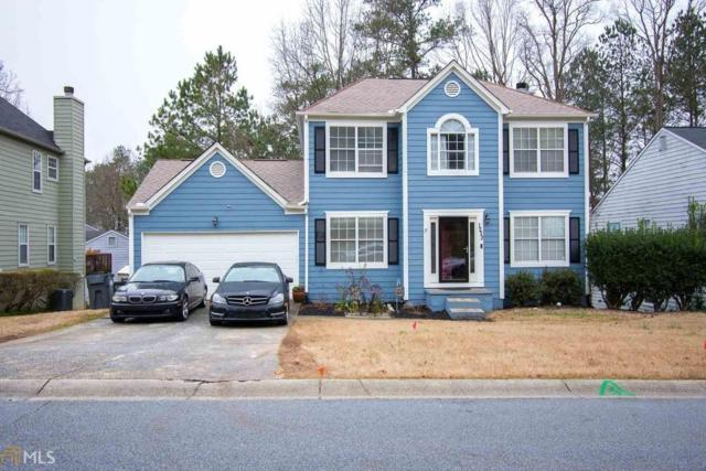 1222 Ling Way, Austell, GA 30168 (MLS #6556594) :: RE/MAX Paramount Properties