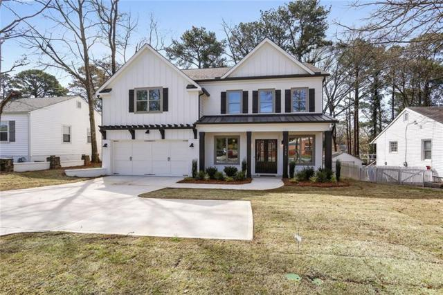 435 Cambria Lane SW, Lilburn, GA 30047 (MLS #6556603) :: Iconic Living Real Estate Professionals