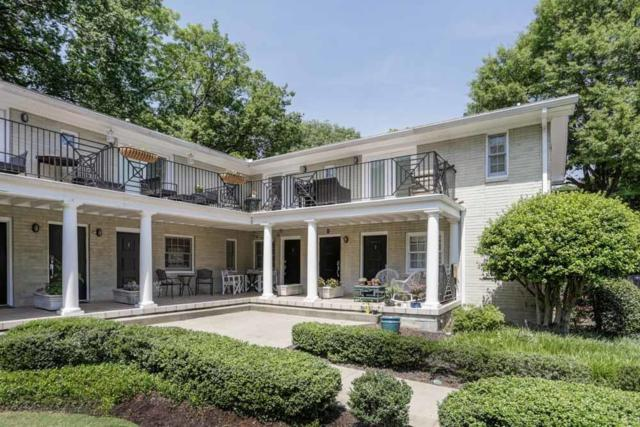 866 Briarcliff Road NE D3, Atlanta, GA 30306 (MLS #6556614) :: RE/MAX Paramount Properties