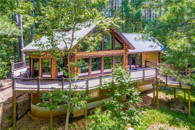 186 Buck Run W, Dahlonega, GA 30533 (MLS #6556637) :: RE/MAX Paramount Properties