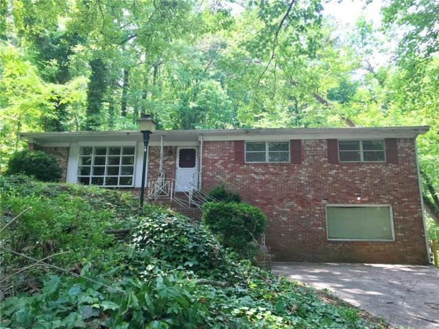 545 Brownlee Road SW, Atlanta, GA 30311 (MLS #6556640) :: RE/MAX Paramount Properties