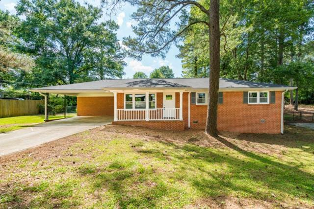 3706 Debbie Lane, Powder Springs, GA 30127 (MLS #6556644) :: Path & Post Real Estate