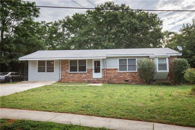 330 Oak Drive NE, Social Circle, GA 30025 (MLS #6556653) :: Path & Post Real Estate