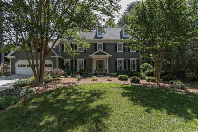 5469 Redstone Terrace, Dunwoody, GA 30338 (MLS #6556656) :: Dillard and Company Realty Group