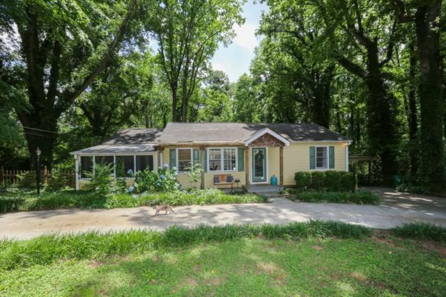 731 Aberdeen Drive, Stone Mountain, GA 30083 (MLS #6556671) :: Iconic Living Real Estate Professionals
