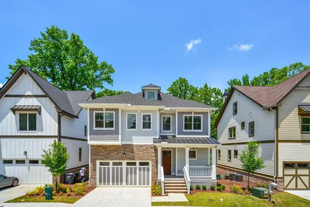 5999 Kenn Manor Way, Norcross, GA 30071 (MLS #6556674) :: Iconic Living Real Estate Professionals
