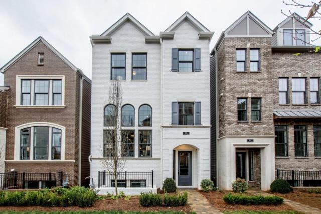 605 Broadview Terrace NE, Atlanta, GA 30328 (MLS #6556687) :: RE/MAX Paramount Properties