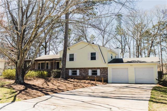 668 Village Lane Drive SW, Marietta, GA 30060 (MLS #6556697) :: RE/MAX Paramount Properties