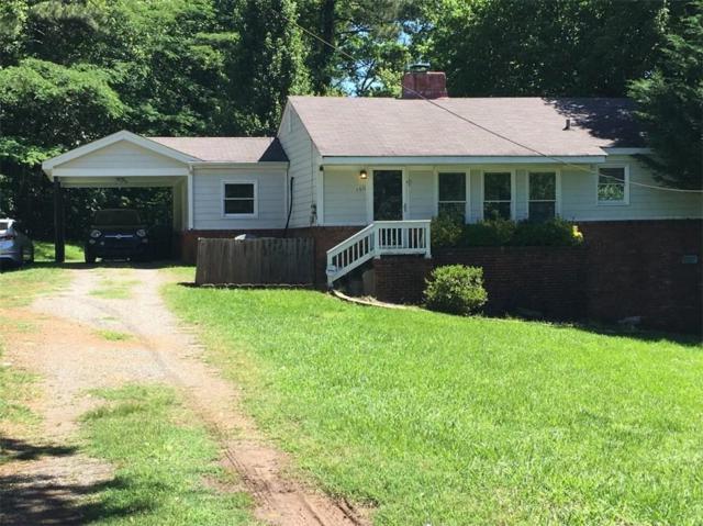 160 Hillcrest Drive SW, Austell, GA 30168 (MLS #6556729) :: RE/MAX Paramount Properties