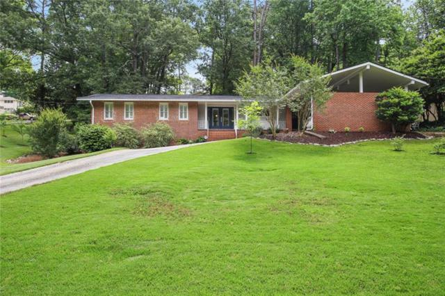 2069 Castleway Drive NE, Atlanta, GA 30345 (MLS #6556778) :: Iconic Living Real Estate Professionals