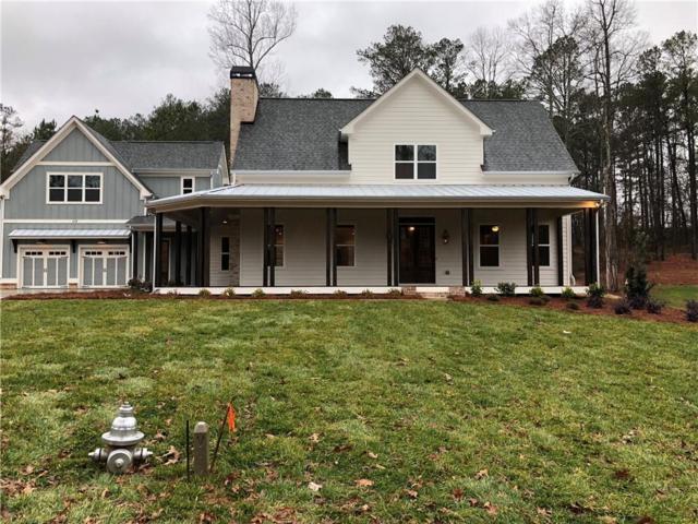 0 Arnold Mill Road, Woodstock, GA 30188 (MLS #6556785) :: Path & Post Real Estate