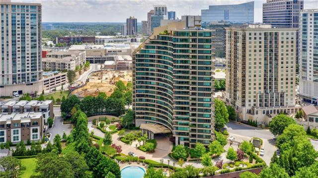 700 Park Regency Place NE #1402, Atlanta, GA 30326 (MLS #6556800) :: The Zac Team @ RE/MAX Metro Atlanta