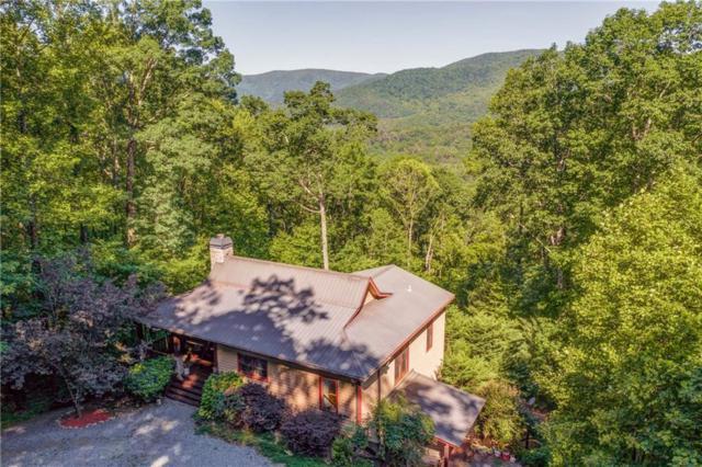22 Prospectors Ridge, Ellijay, GA 30536 (MLS #6556812) :: The Heyl Group at Keller Williams