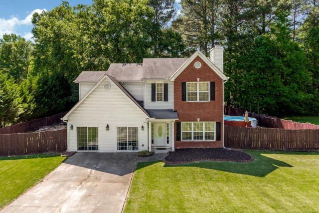 1060 Trotters Farm Road, Fairburn, GA 30213 (MLS #6556821) :: RE/MAX Paramount Properties