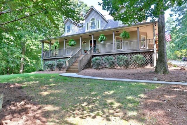 3271 Hidden Valley Road, Gainesville, GA 30506 (MLS #6556864) :: RE/MAX Paramount Properties