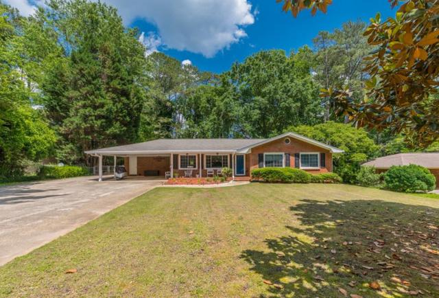 1266 Hickory Drive SW, Lilburn, GA 30047 (MLS #6556924) :: RE/MAX Paramount Properties