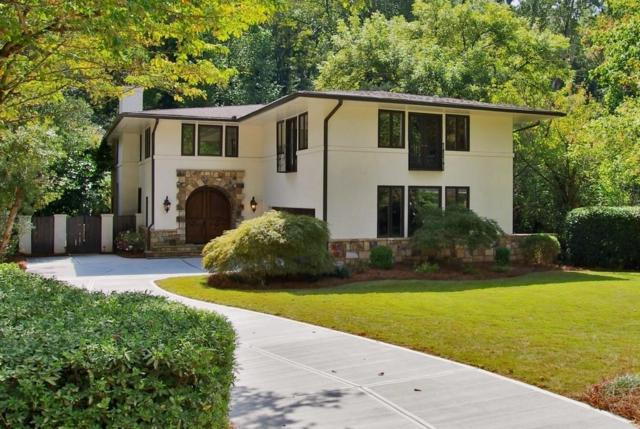 973 Wildwood Road NE, Atlanta, GA 30306 (MLS #6556946) :: RE/MAX Paramount Properties