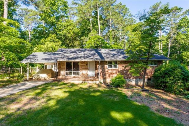 2082 Shady Lane, Tucker, GA 30084 (MLS #6556958) :: RE/MAX Paramount Properties