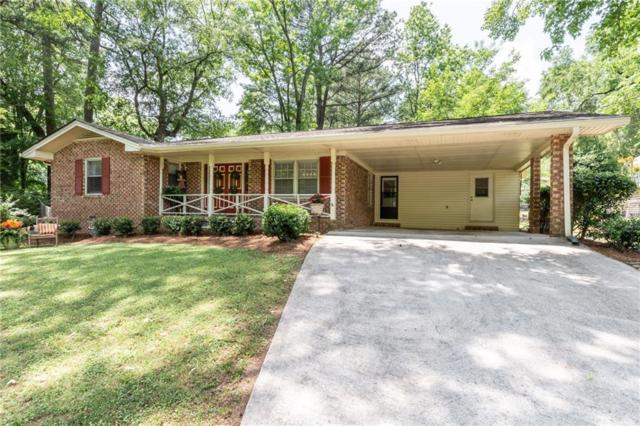 1192 Mayfield Drive, Decatur, GA 30033 (MLS #6556989) :: RE/MAX Paramount Properties