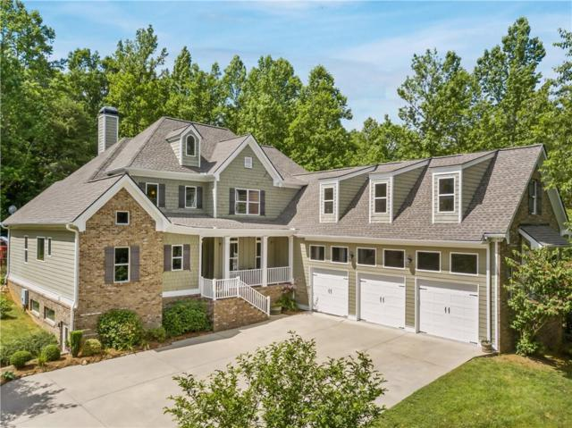 201 Peaceful Streams, Dahlonega, GA 30533 (MLS #6556994) :: Iconic Living Real Estate Professionals