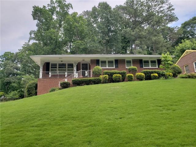2796 Cloverhurst Drive, East Point, GA 30344 (MLS #6557016) :: RE/MAX Paramount Properties