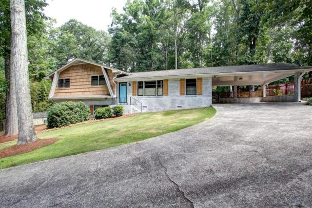 1150 Vermillion Lane SW, Marietta, GA 30060 (MLS #6557024) :: Rock River Realty