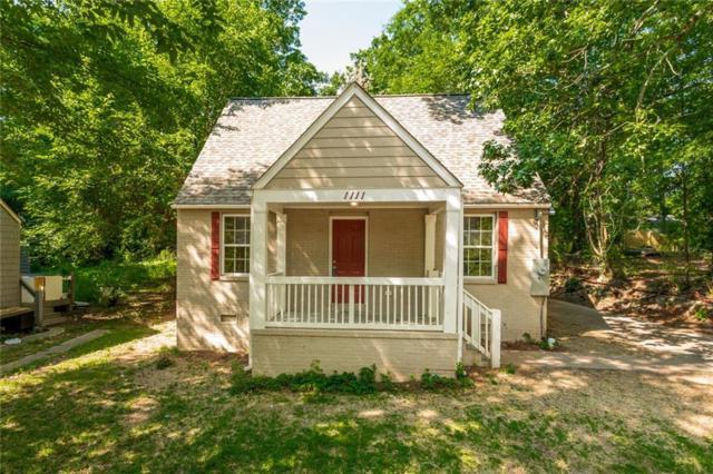 1111 Oak Knoll Terrace SE, Atlanta, GA 30315 (MLS #6557034) :: RE/MAX Paramount Properties