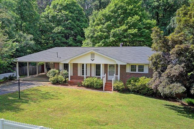 3919 Oberlin Court, Tucker, GA 30084 (MLS #6557081) :: RE/MAX Paramount Properties