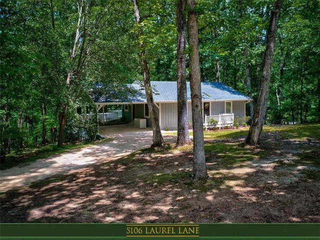 5106 Laurel Lane, Gainesville, GA 30506 (MLS #6557082) :: Iconic Living Real Estate Professionals