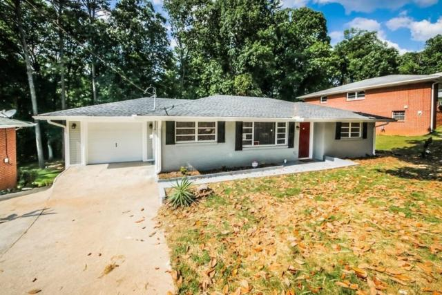 2853 Oldknow Drive, Atlanta, GA 30318 (MLS #6557083) :: Iconic Living Real Estate Professionals