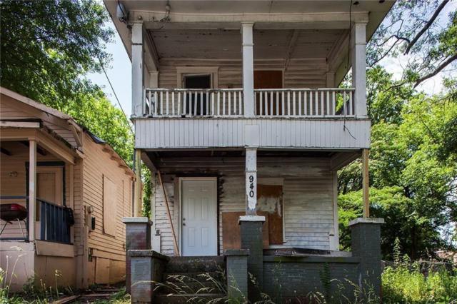 940 Harwell Street Nw, Atlanta, GA 30314 (MLS #6557090) :: The Heyl Group at Keller Williams