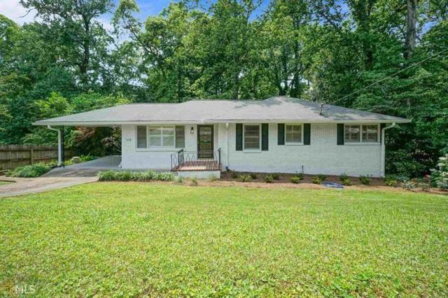 1112 Arbordale Drive, Decatur, GA 30033 (MLS #6557097) :: RE/MAX Paramount Properties