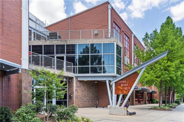 572 Edgewood Avenue SE #206, Atlanta, GA 30312 (MLS #6557117) :: RE/MAX Paramount Properties