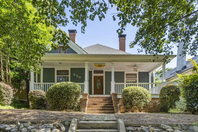 630 Rosalia Street SE, Atlanta, GA 30312 (MLS #6557118) :: Iconic Living Real Estate Professionals