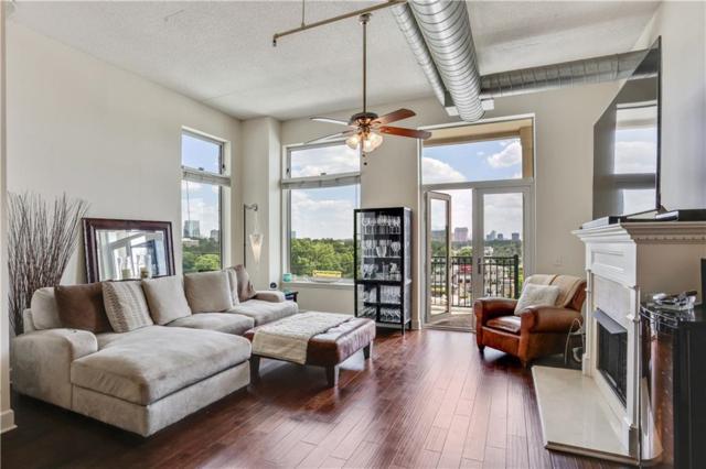 3820 Roswell Road NE #807, Atlanta, GA 30342 (MLS #6557149) :: RE/MAX Paramount Properties