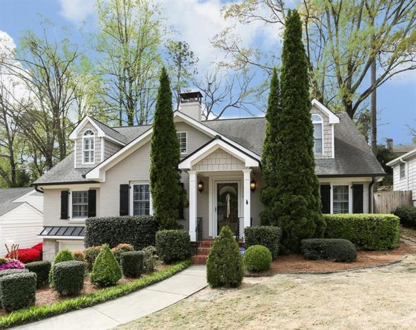 816 Longwood Drive NW, Atlanta, GA 30305 (MLS #6557161) :: Iconic Living Real Estate Professionals