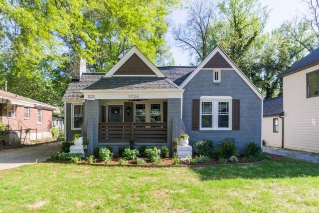 1726 S Gordon Street, Atlanta, GA 30310 (MLS #6557167) :: Iconic Living Real Estate Professionals