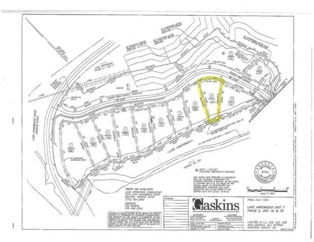116 Sunset Peak Court, Waleska, GA 30183 (MLS #6557195) :: Dillard and Company Realty Group