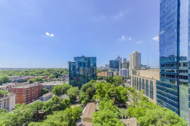 1101 Juniper Street NE #1413, Atlanta, GA 30309 (MLS #6557225) :: RE/MAX Paramount Properties