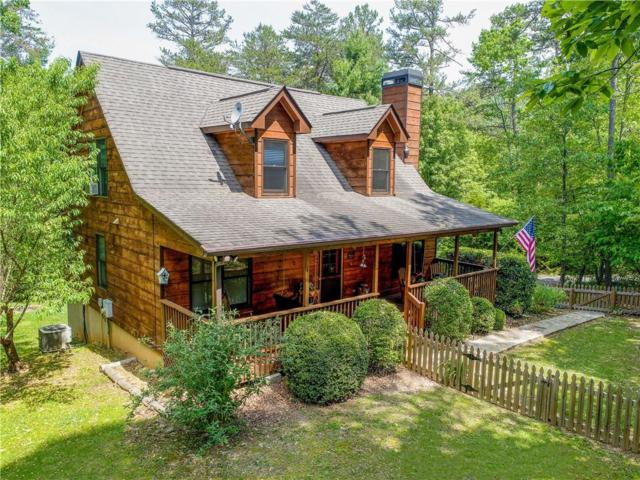 138 Autumn Harvest Lane, Dahlonega, GA 30533 (MLS #6557274) :: The Heyl Group at Keller Williams