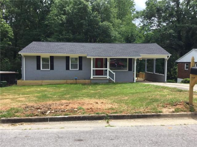 78 Delmoor Drive NW, Atlanta, GA 30311 (MLS #6557351) :: RE/MAX Paramount Properties