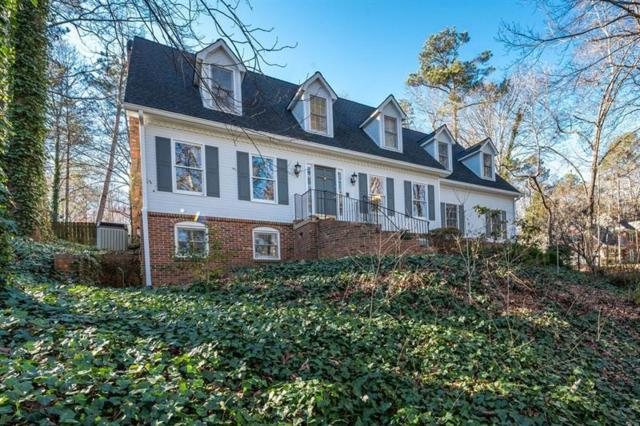 575 Steeple Run, Roswell, GA 30075 (MLS #6557390) :: RE/MAX Paramount Properties