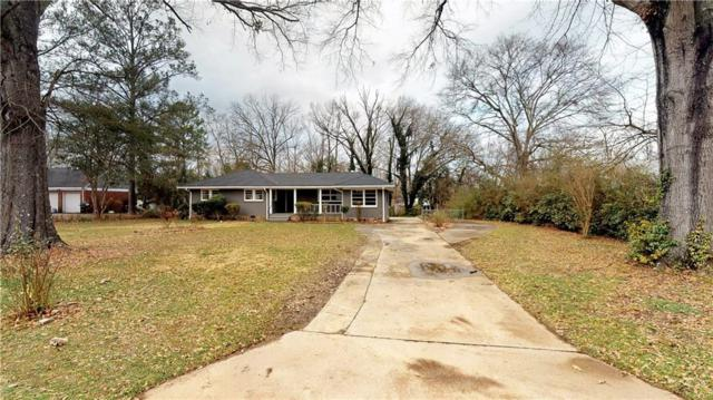 2610 Lakeridge Circle NW, Rome, GA 30165 (MLS #6557453) :: RE/MAX Paramount Properties
