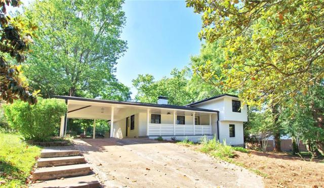 2259 Collier Drive, Decatur, GA 30032 (MLS #6557456) :: RE/MAX Paramount Properties