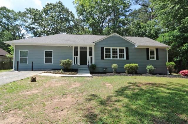 381 Warner Street, Marietta, GA 30060 (MLS #6557504) :: RE/MAX Prestige